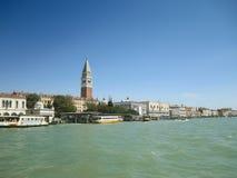 Venedig - Italien Arkivbild