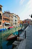 Venedig in Italien Stockbild