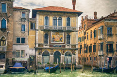Venedig Italien Stockbilder