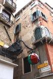 In Venedig Italien Stockfoto