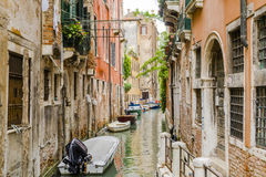Venedig in Italien lizenzfreies stockfoto