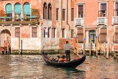 Venedig, Italien Canal Grande lizenzfreie stockbilder