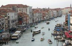 Venedig Italien Grand Canal Lizenzfreies Stockbild