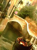 Venedig - Italien (HDR) Lizenzfreie Stockfotos