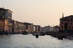 Venedig, Italien, Jahr 2008 Stockfotografie
