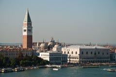 Venedig Italien - Quadrat Sans Marco Stockbilder