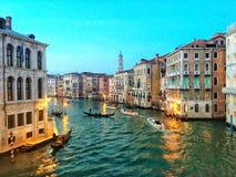 Venedig Italien royaltyfria foton