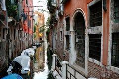 Venedig, Italien - szenische Ansicht des venetianischen Kanals Stockbild