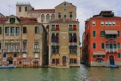 """Venedig Italien, Venetià """"Italià """", Arkivfoto"""