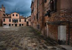 Venedig italy royaltyfria bilder