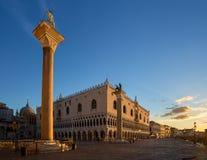 Venedig italy arkivfoto
