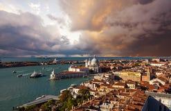 Venedig italy arkivbild