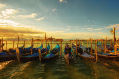 Venedig italy fotografering för bildbyråer