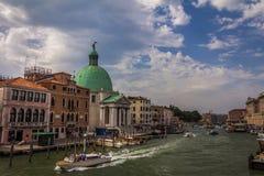 Venedig-Kanal - Italien Stockbilder