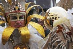 Venedig-Karneval Lizenzfreie Stockfotografie