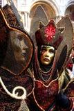 Venedig-Karneval Stockbild