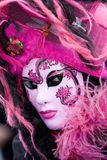 Venedig-Karneval (2) Lizenzfreies Stockfoto