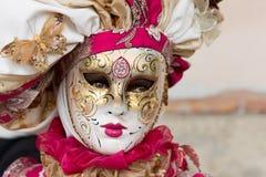 Venedig-Karneval 2013 Lizenzfreie Stockfotos
