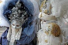 Venedig-Karneval Lizenzfreie Stockfotos
