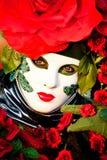 Venedig karneval royaltyfri foto