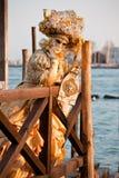 Venedig karneval royaltyfria foton