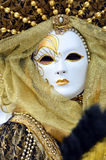 Venedig-Karneval 2009 Lizenzfreies Stockfoto