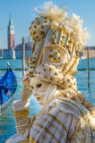 Venedig-Karneval 2009 Lizenzfreie Stockfotos