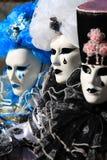 Venedig karneval 2016 Arkivfoto