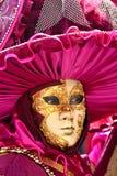 Venedig-Karneval lizenzfreies stockbild
