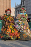 Venedig-Karneval Stockfotografie