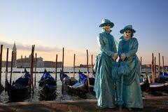 Venedig-Karneval Stockbilder