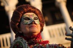 Venedig-Karneval 2016 Stockbild