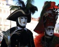 Venedig-Karneval 2016 lizenzfreies stockfoto