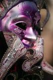 Venedig-Karnevalsschablone Stockfotos