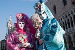 Venedig-Mädchen lizenzfreie stockbilder