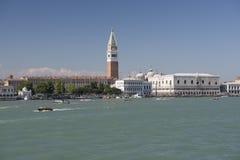 Venedig-Marktplatz S marco Stockfotografie
