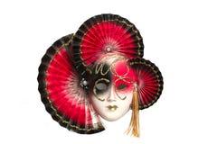 Venedig maska Stockfotos