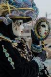 Venedig-Maske Stockbilder
