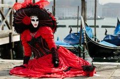 Venedig-Maske Stockfotografie