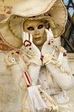 Venedig-Maske Stockbild