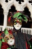 Venedig-Maske, Karneval. Lizenzfreie Stockfotografie