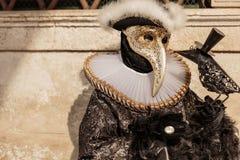 Venedig maskering Arkivbilder