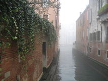 Venedig-Nebel Stockfotos