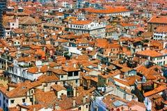 Venedig-Panorama Stockbilder