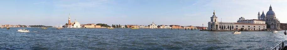 Venedig-Panorama Lizenzfreies Stockbild
