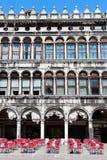 Venedig - Piazza San Marco Arkivbild