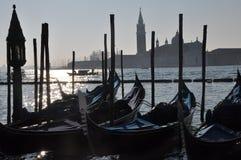 Venedig, San Giorgio Stockfotografie