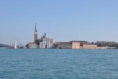 Venedig San Giorgio Royaltyfri Foto