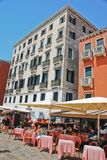 Venedig sikt Royaltyfri Fotografi