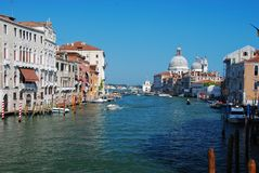 Venedig sikt Royaltyfri Bild